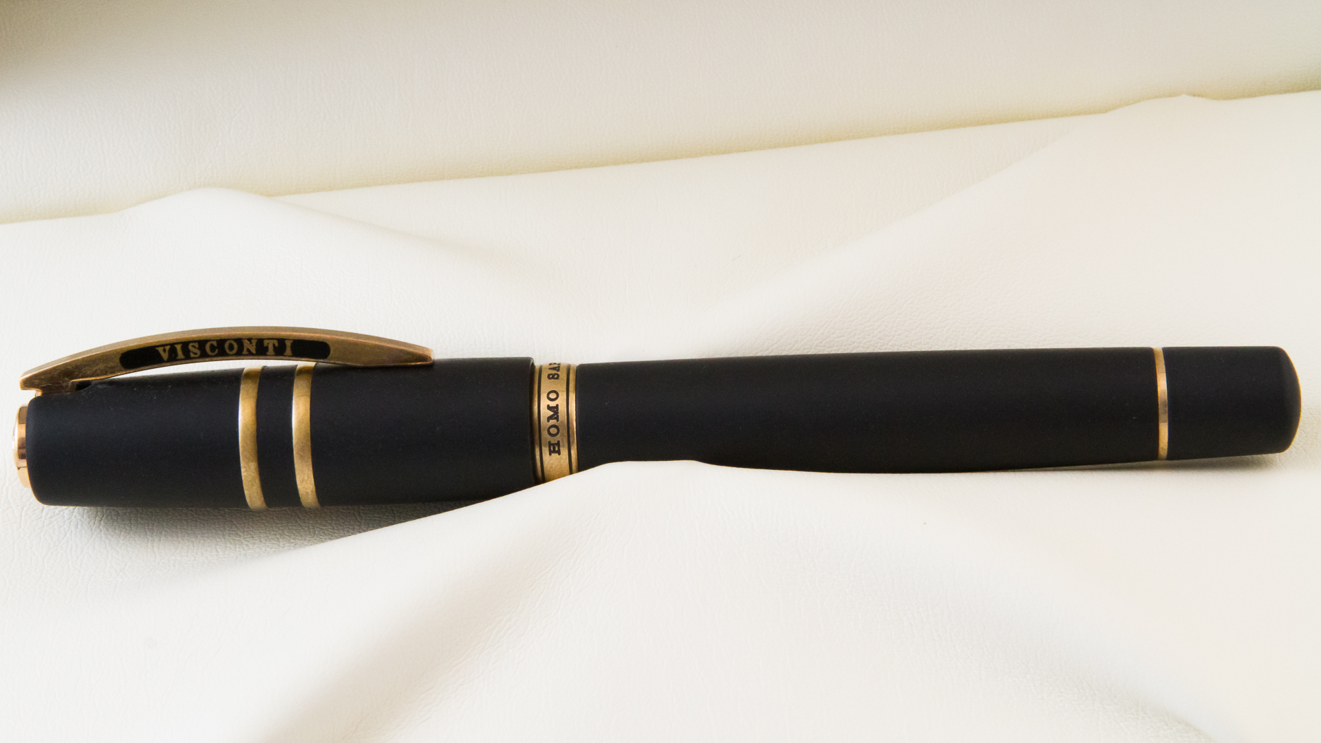 Pen Review: Visconti Homo Sapiens Bronze (Oversize)