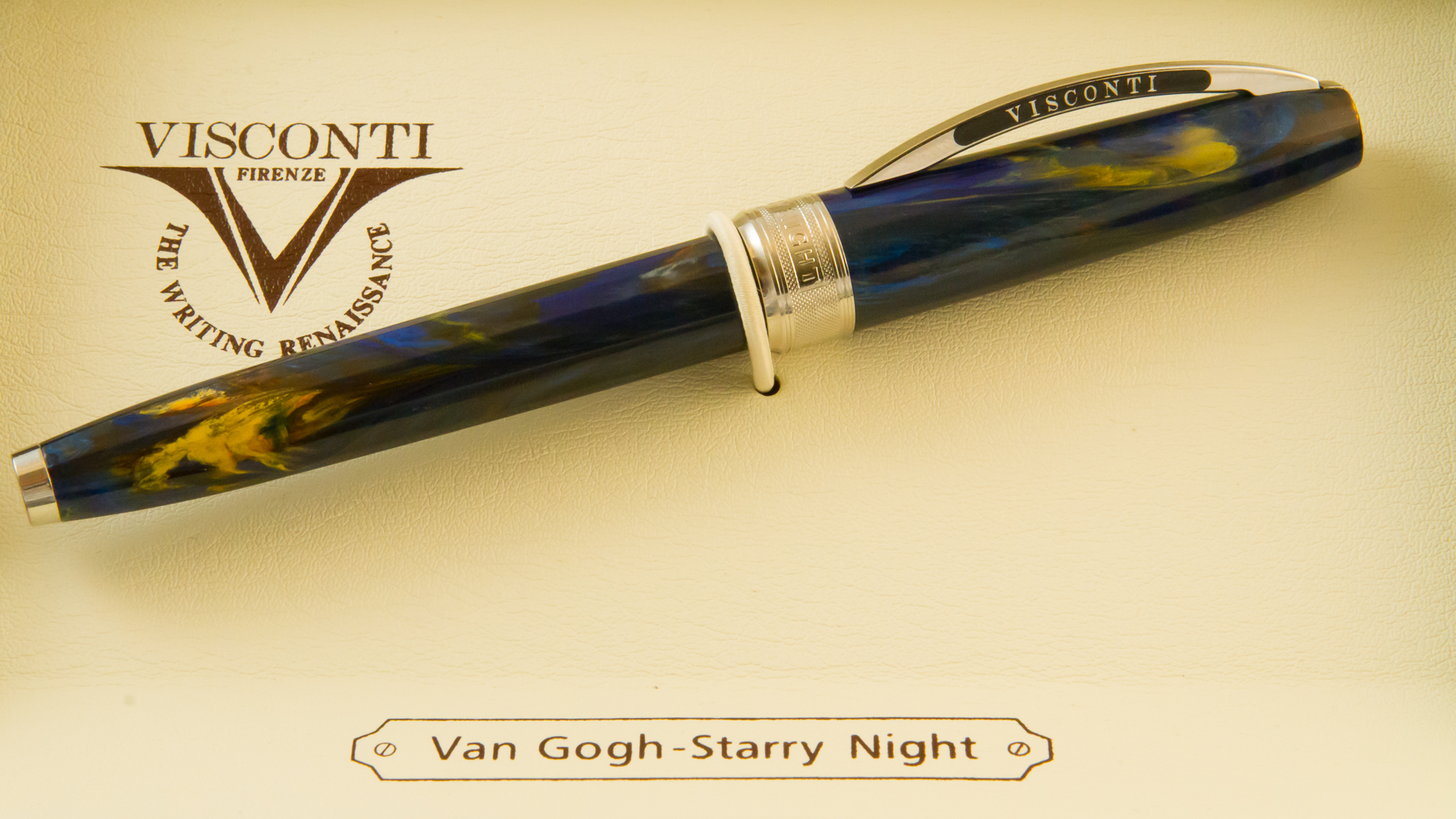 "Pen Review: Visconti Van Gogh ""Starry Night"""