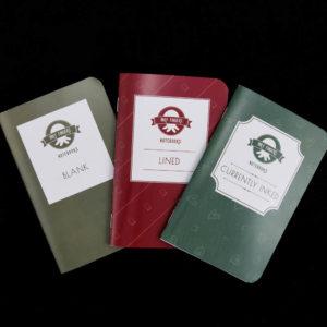 Inky Fingers Notebooks