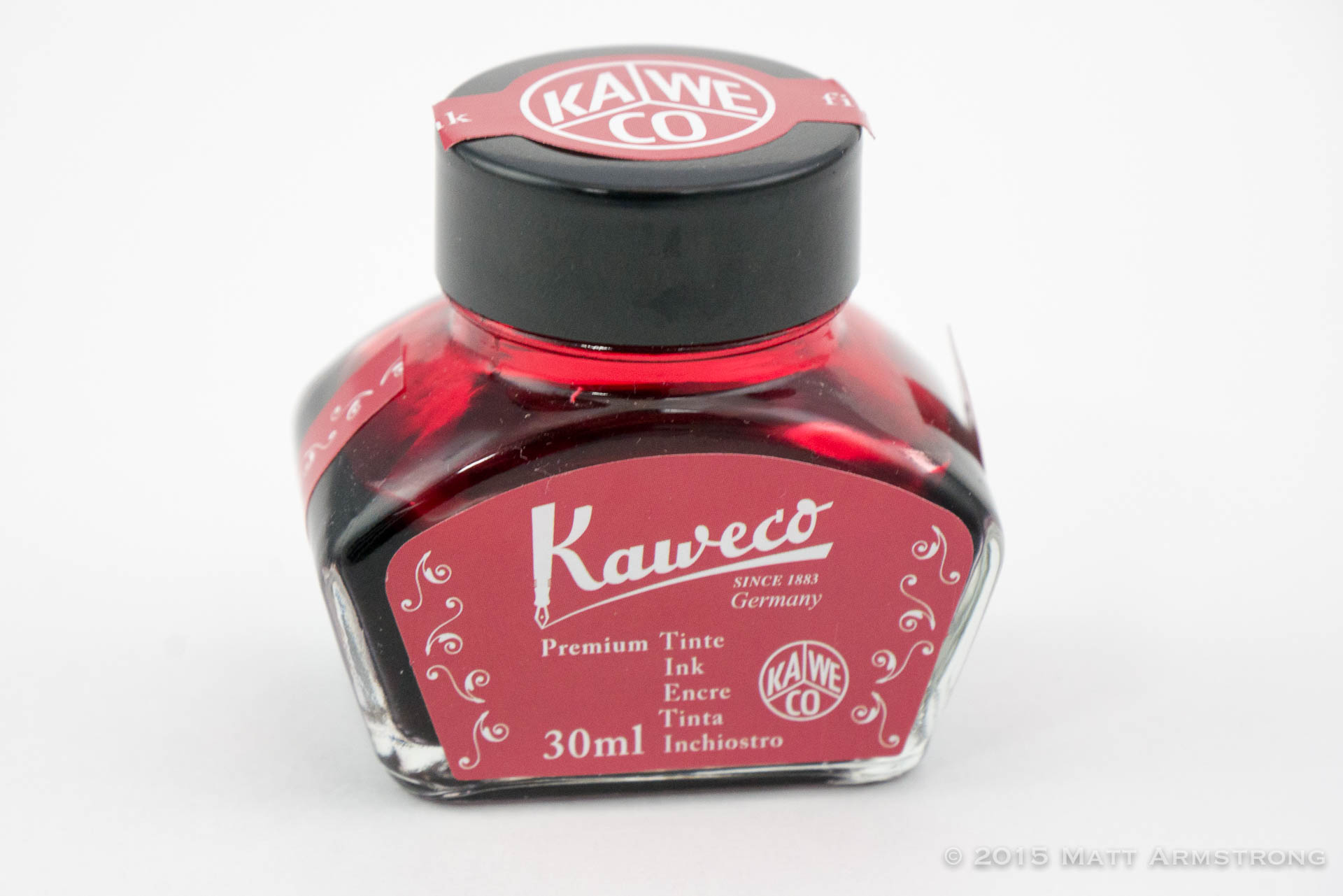 Ink Spot: Kaweco Ruby Red