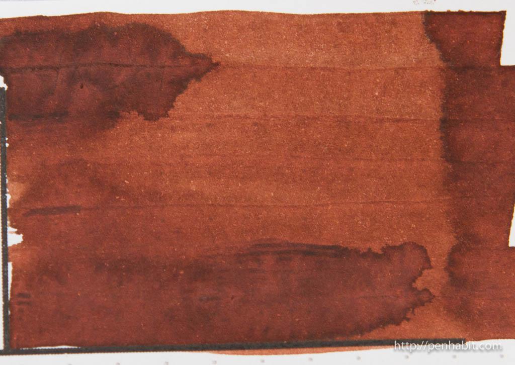Ink Review: Graf von Faber-Castell Hazelnut Brown
