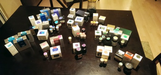 Partial Ink Collection