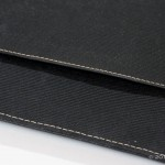 Slot for topbound notebook won't lay flat