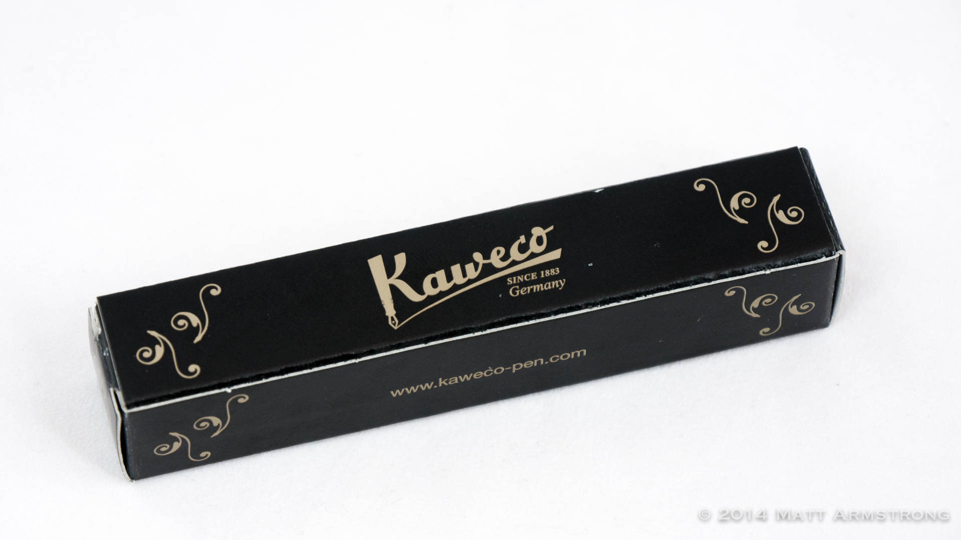 Giveaway: Kaweco Liliput and 20 Ink Cartridges