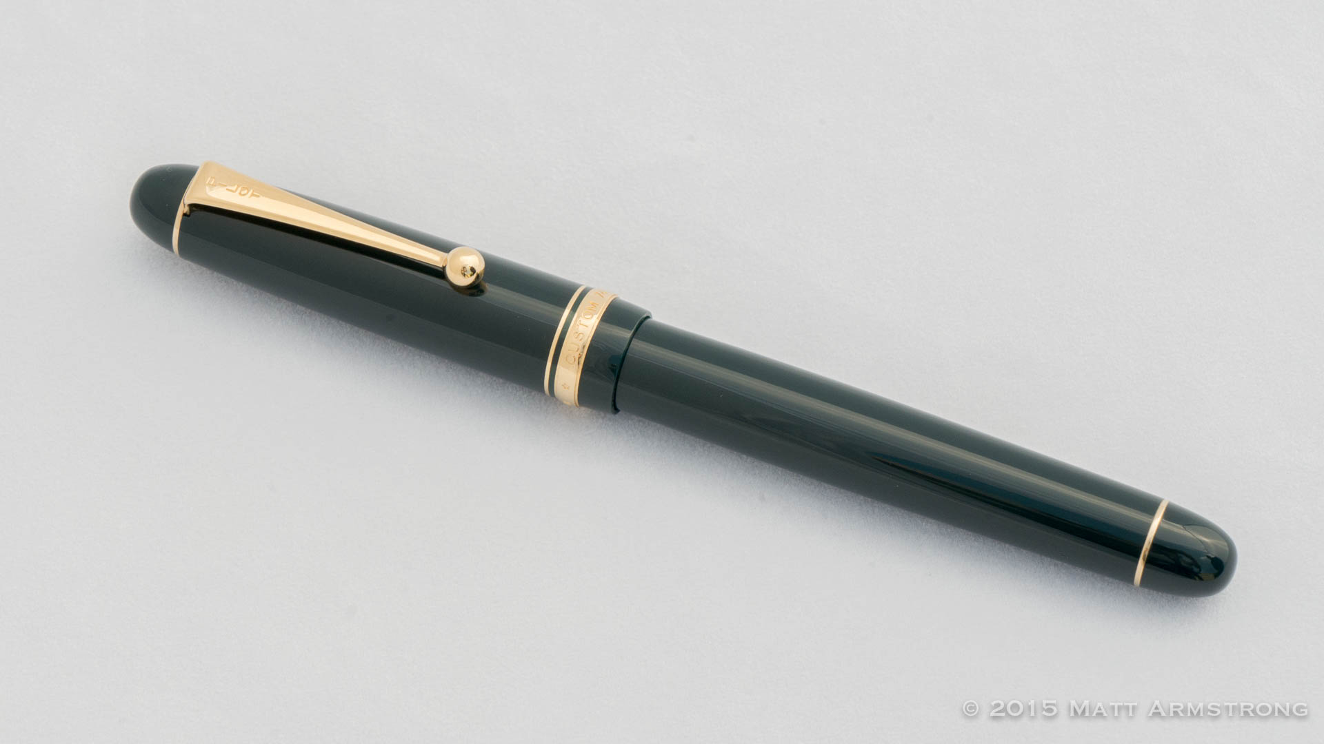 pen review pilot custom  pilot custom 74