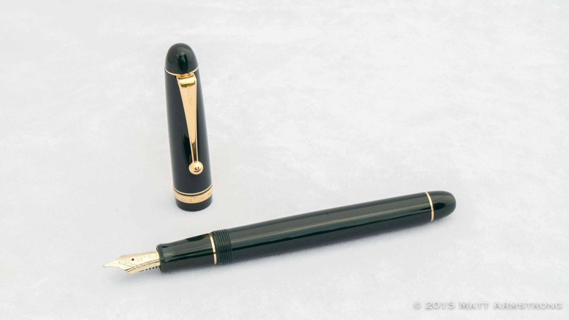 Pen Review: Pilot Custom 74