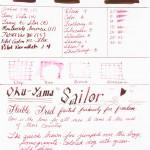 Sailor Oku-Yama on Rhodia