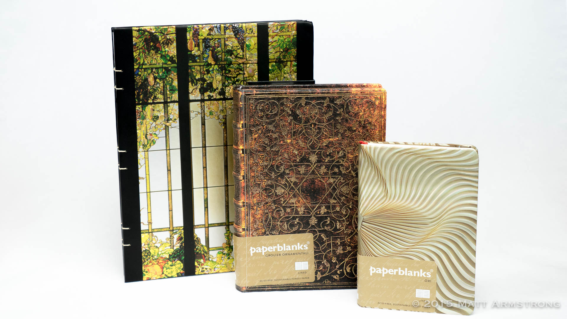 Paper Cut: Paperblanks Journals