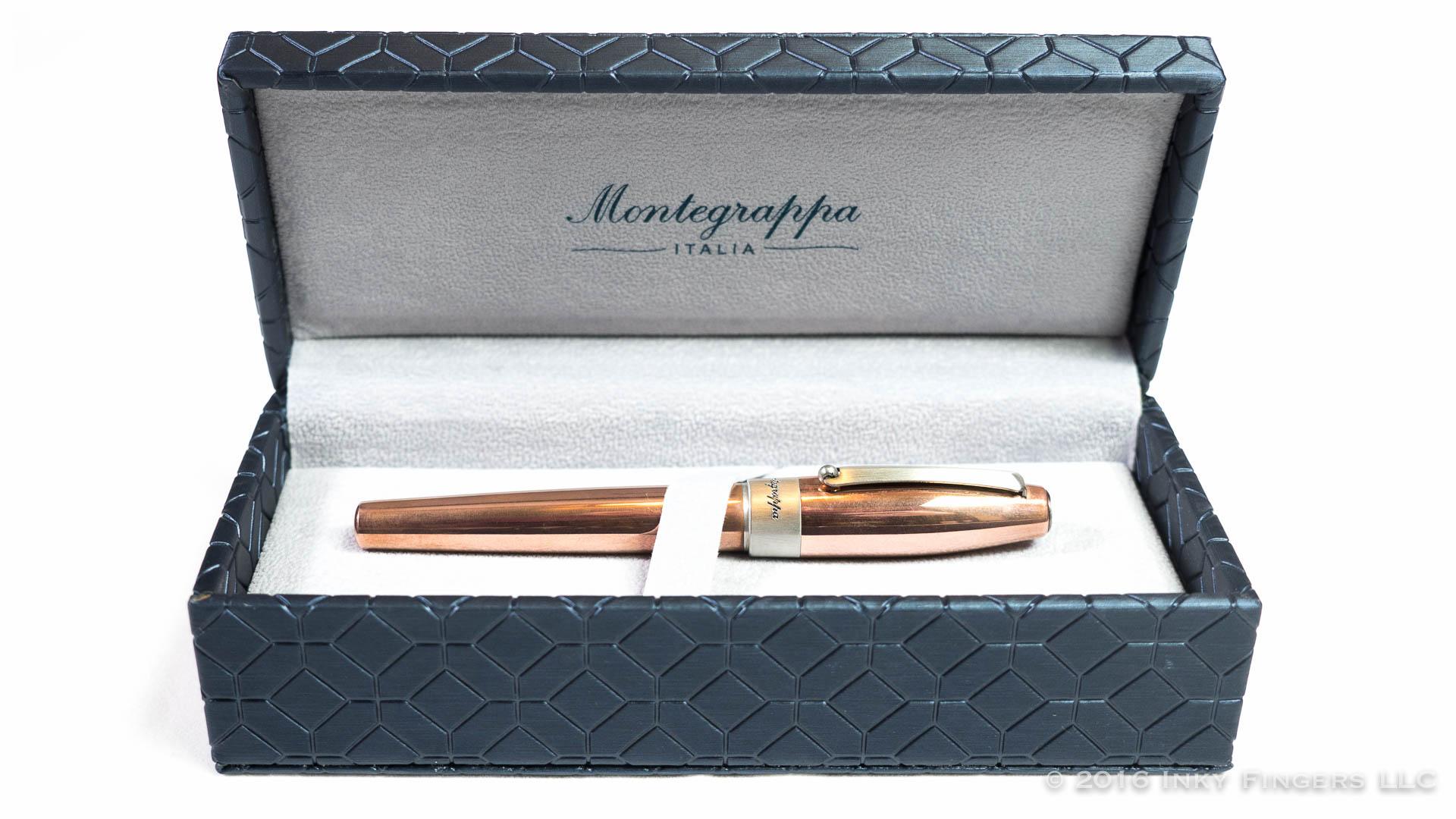 Montegrappa Copper Mule