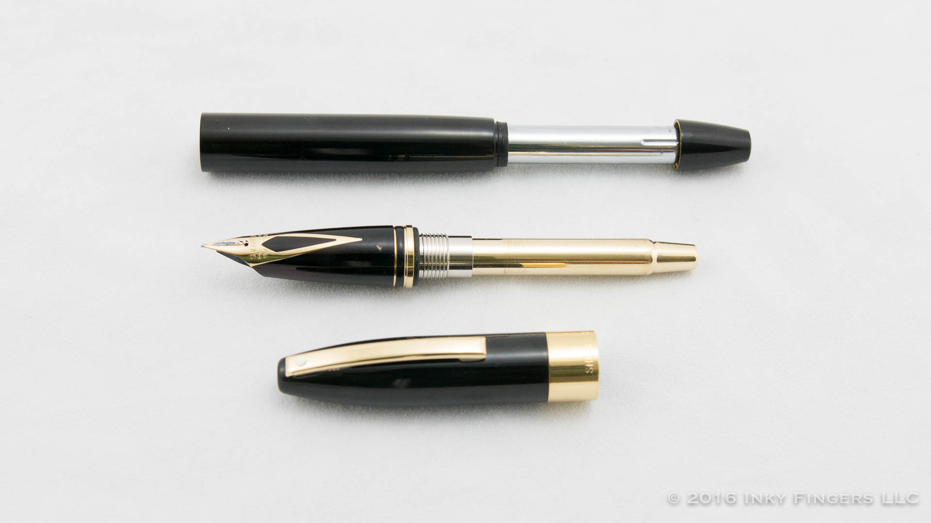 The Legacy I and Legacy II both utilized the filling system that became one  of Sheaffer's trademarks, especially on their higher end pens: the  Touchdown ...