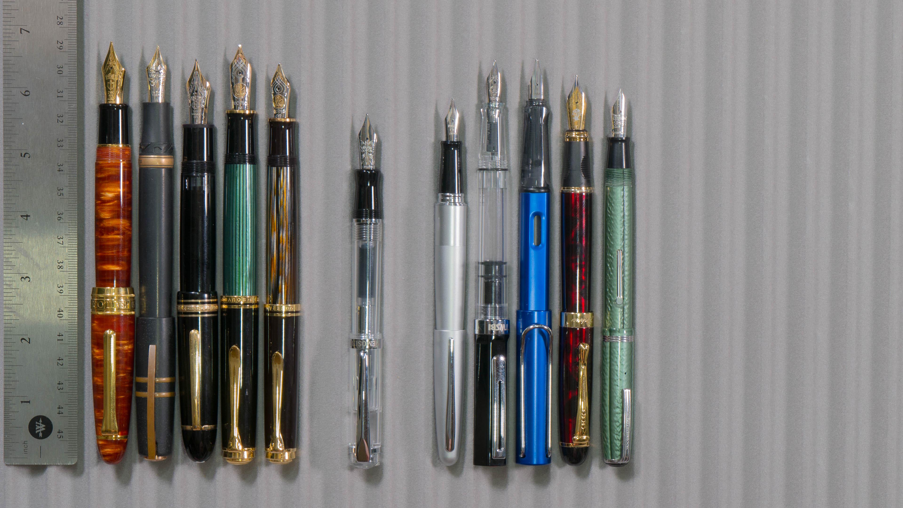 Nemosine Singularity Fountain Pens - PenChalet