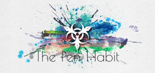 Pen Habit Splash Logo