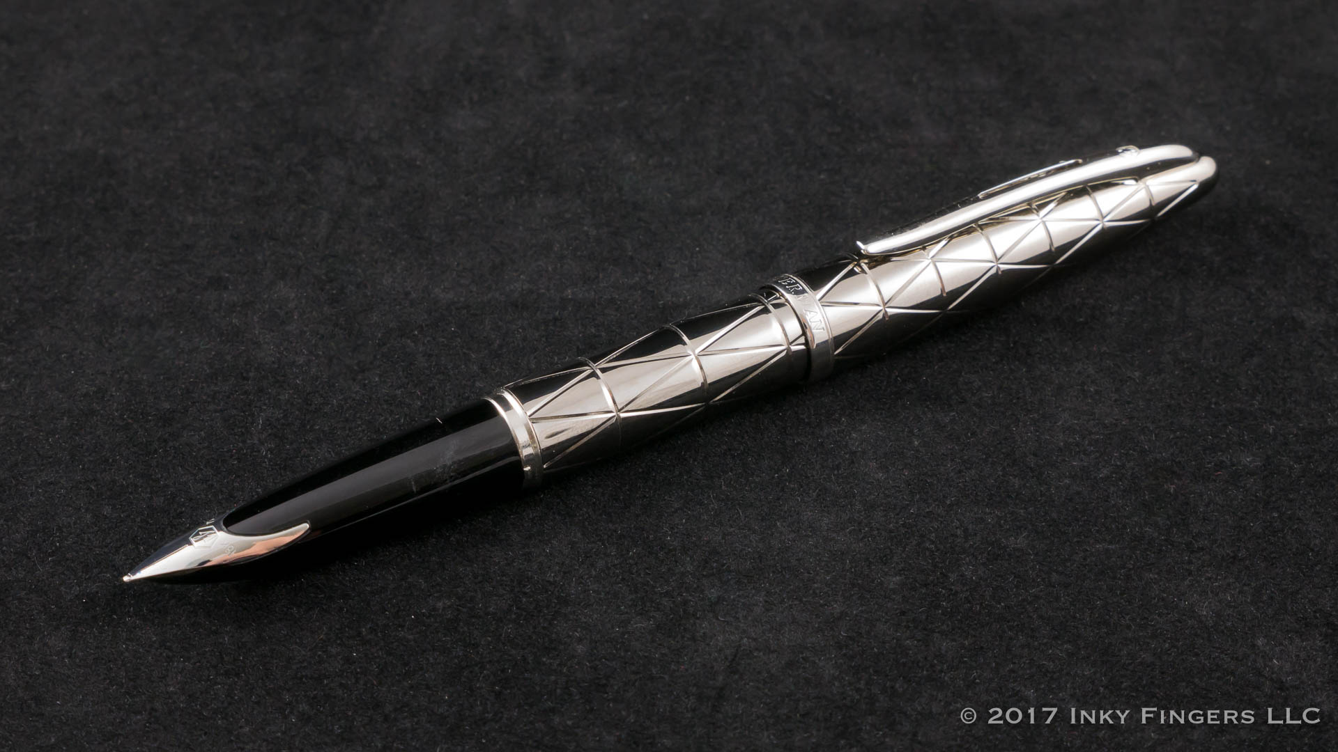 Waterman Car Ne Fountain Pen Review