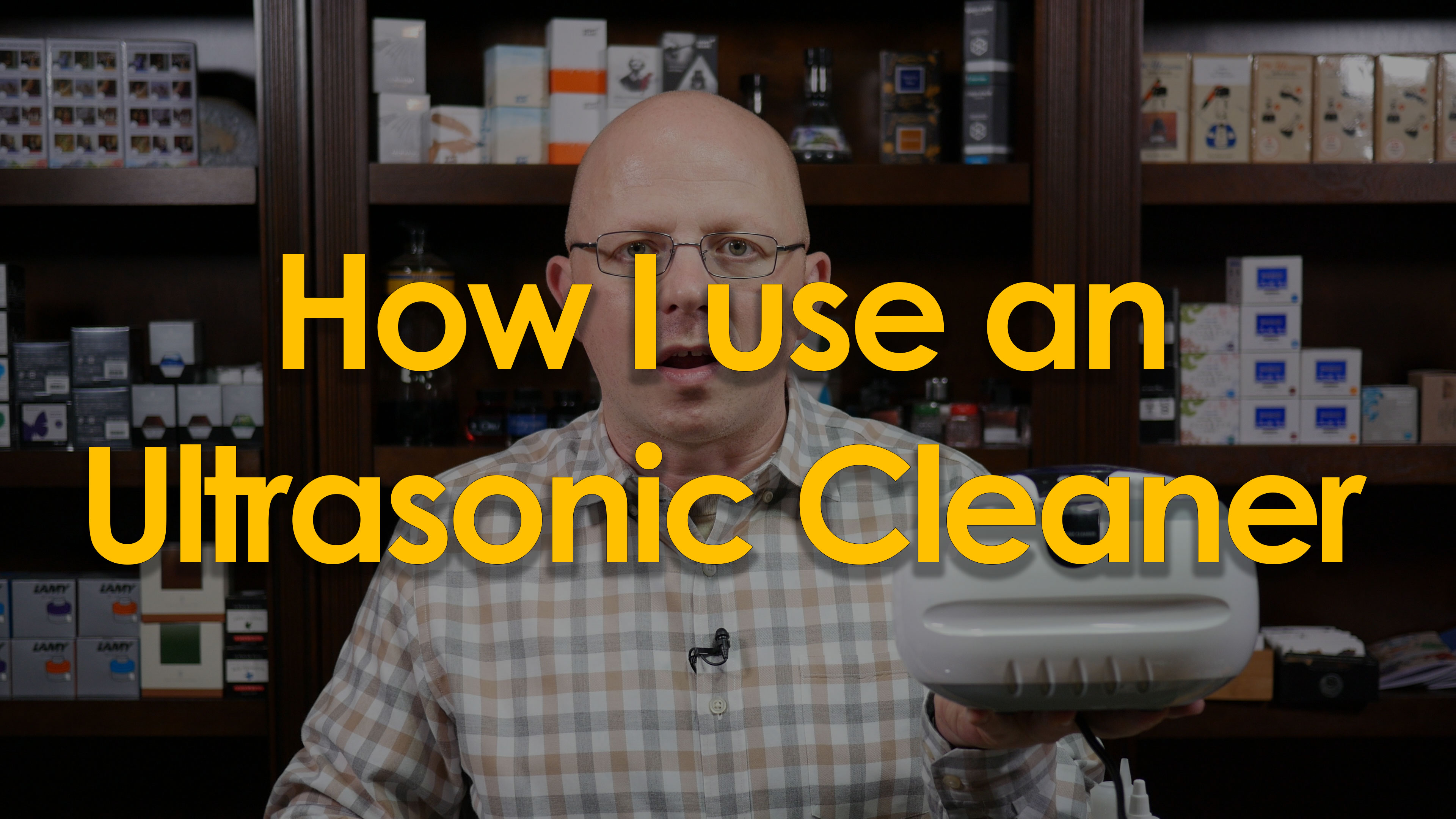 Using Ultrasonic Cleaners