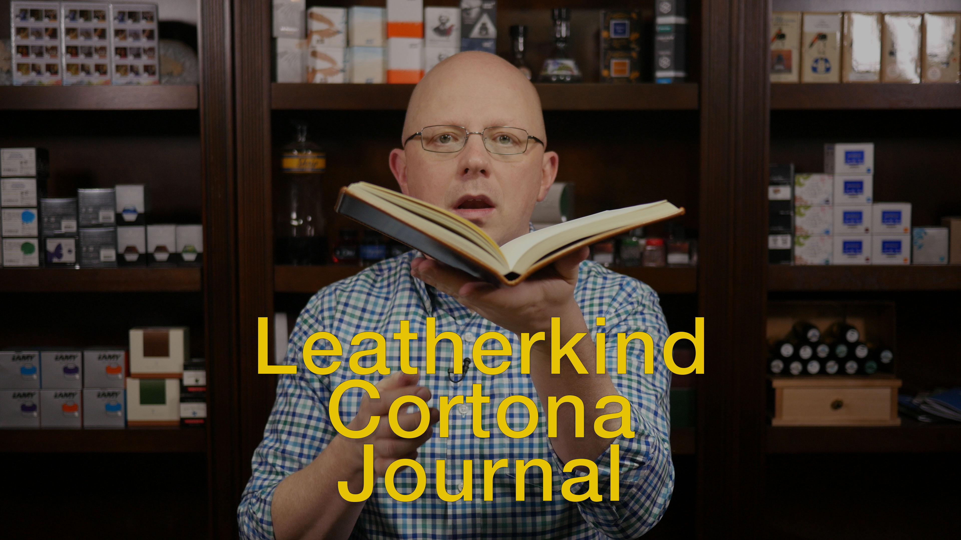 Leatherkind Cortona Journal | Paper Review