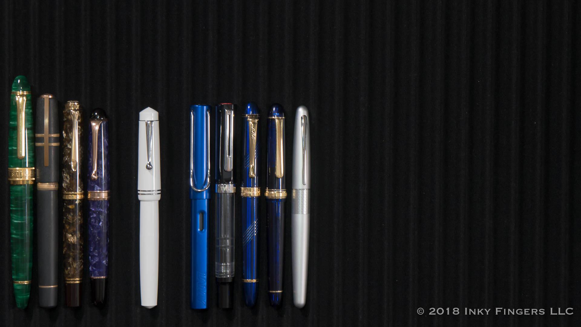 fountain pen revolution darjeeling fountain pen review