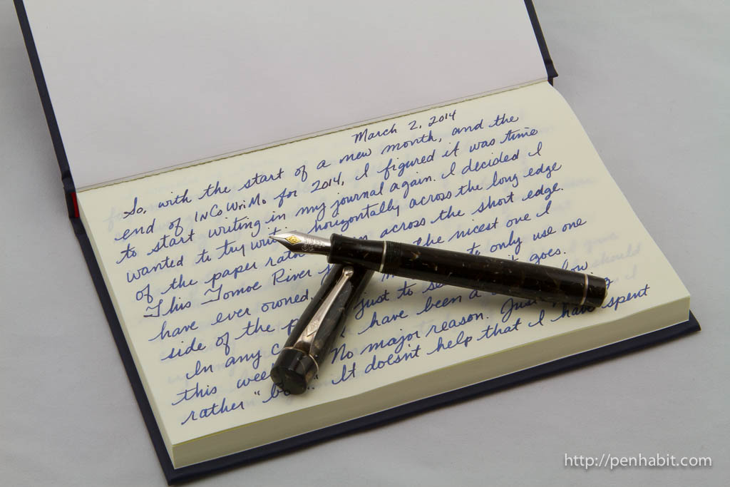 Paper Review: PaperForFountainPens.com Tomoe River Products