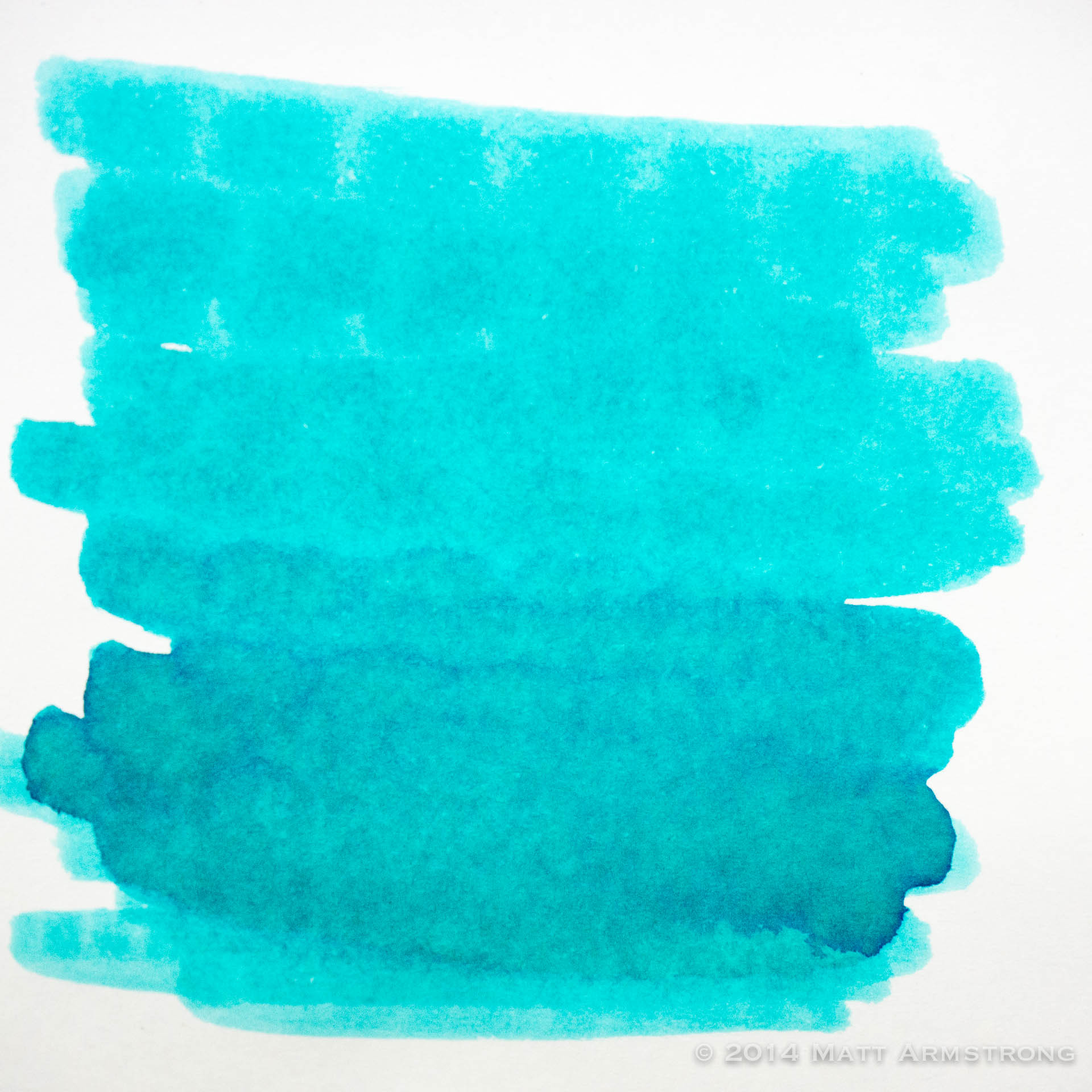Ink Review: Kaweco Paradise Blue