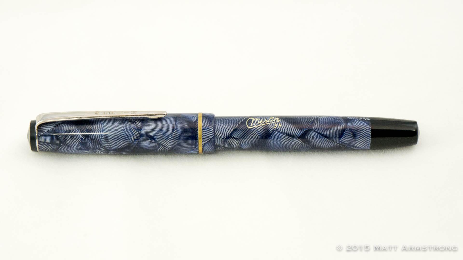 Pen Review: Merlin 33