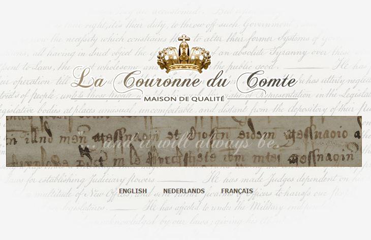 New Sponsor Welcome: La Couronne du Comte