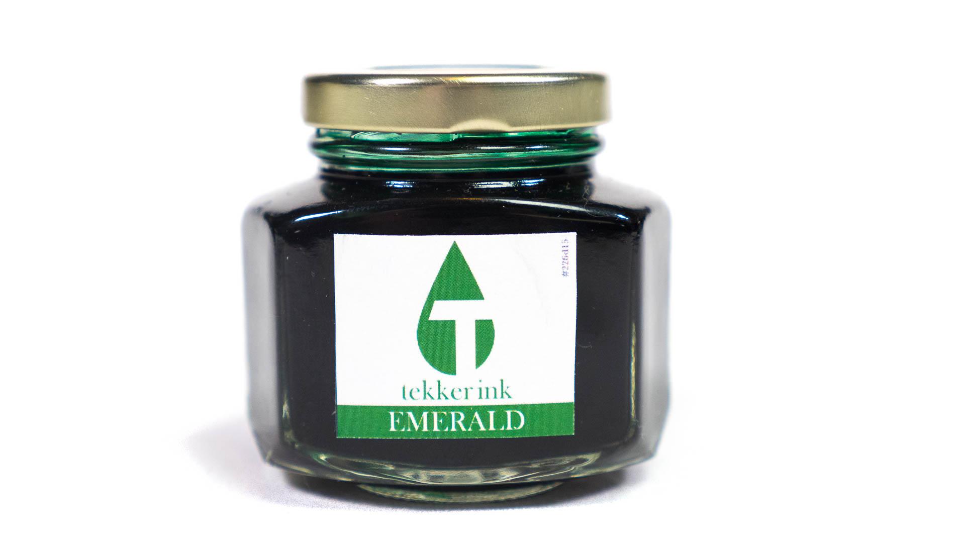 Tekker Ink Emerald (#226d15)