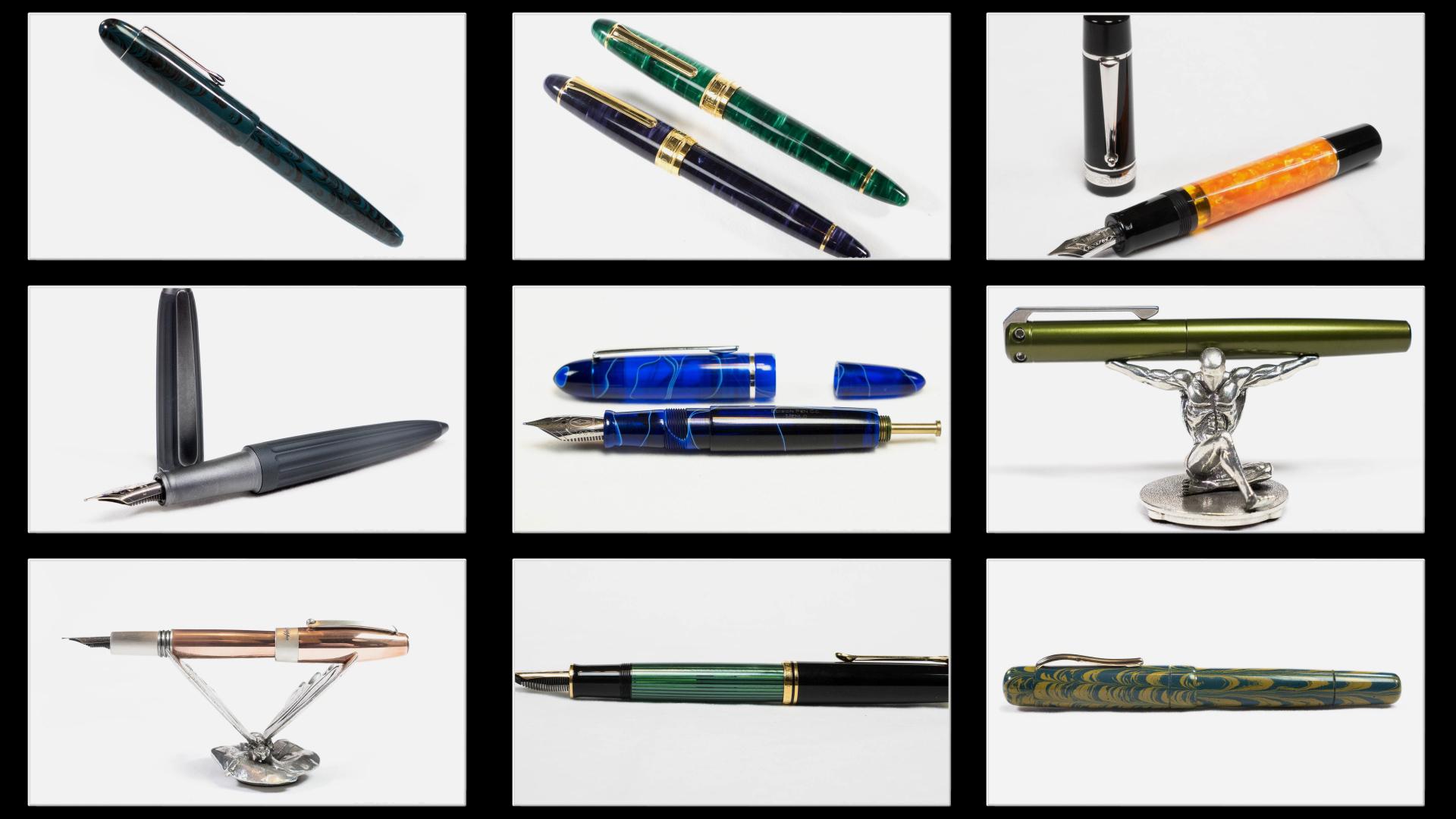 Season 3 Finale – Top Pens