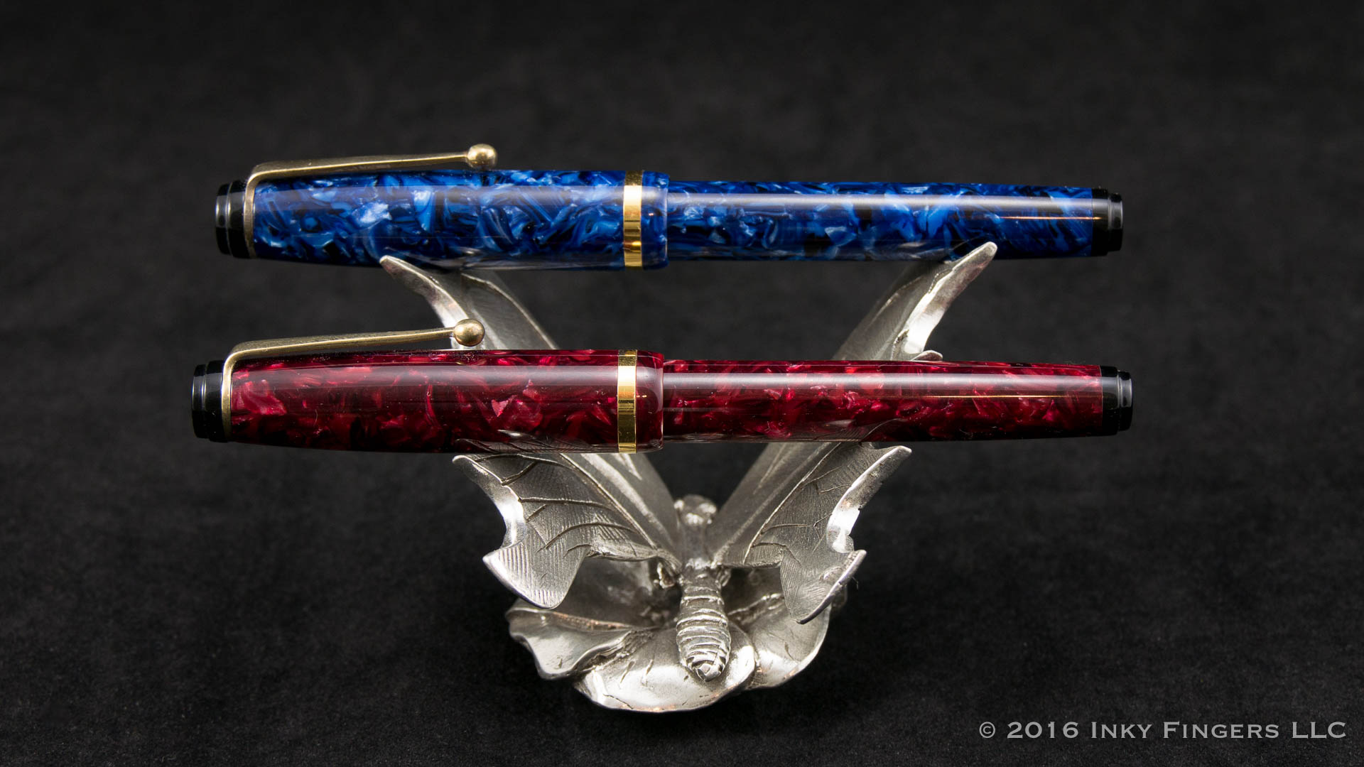 [Finished] Bexley Gaston's Exclusive Fountain Pen Giveaway
