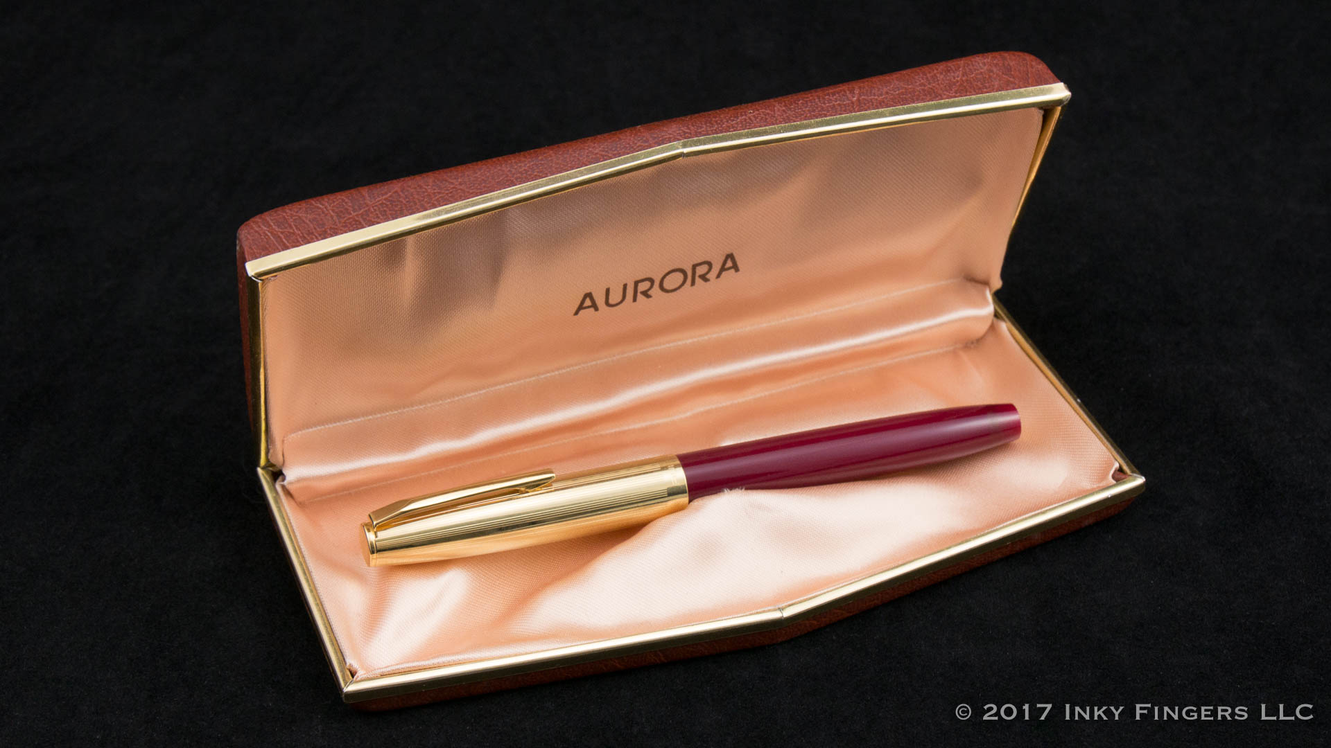 Aurora Duo Cart | Fountain Pen Review