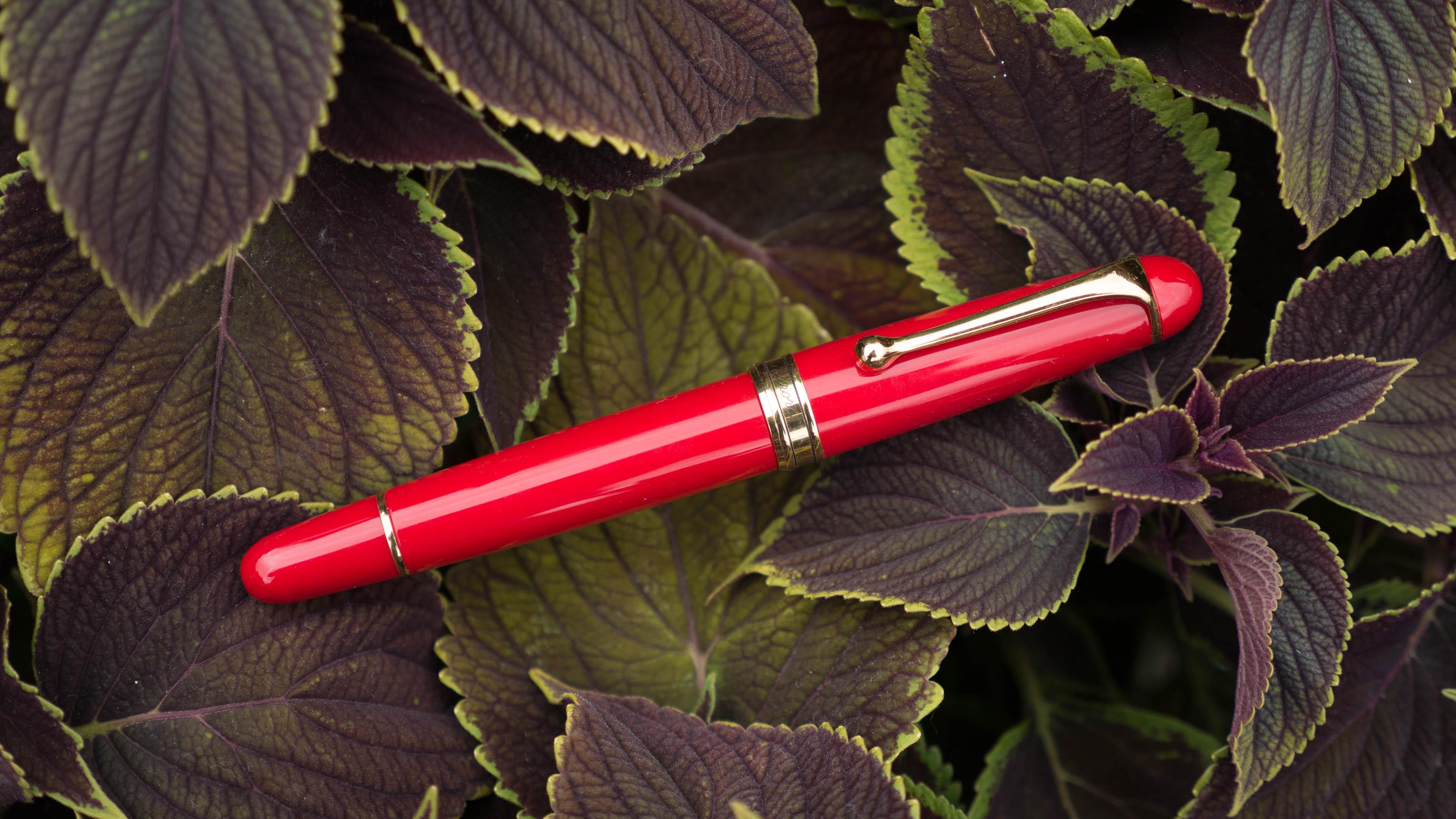 Aurora 88 Anniversario (Flex Nib) | Fountain Pen Review