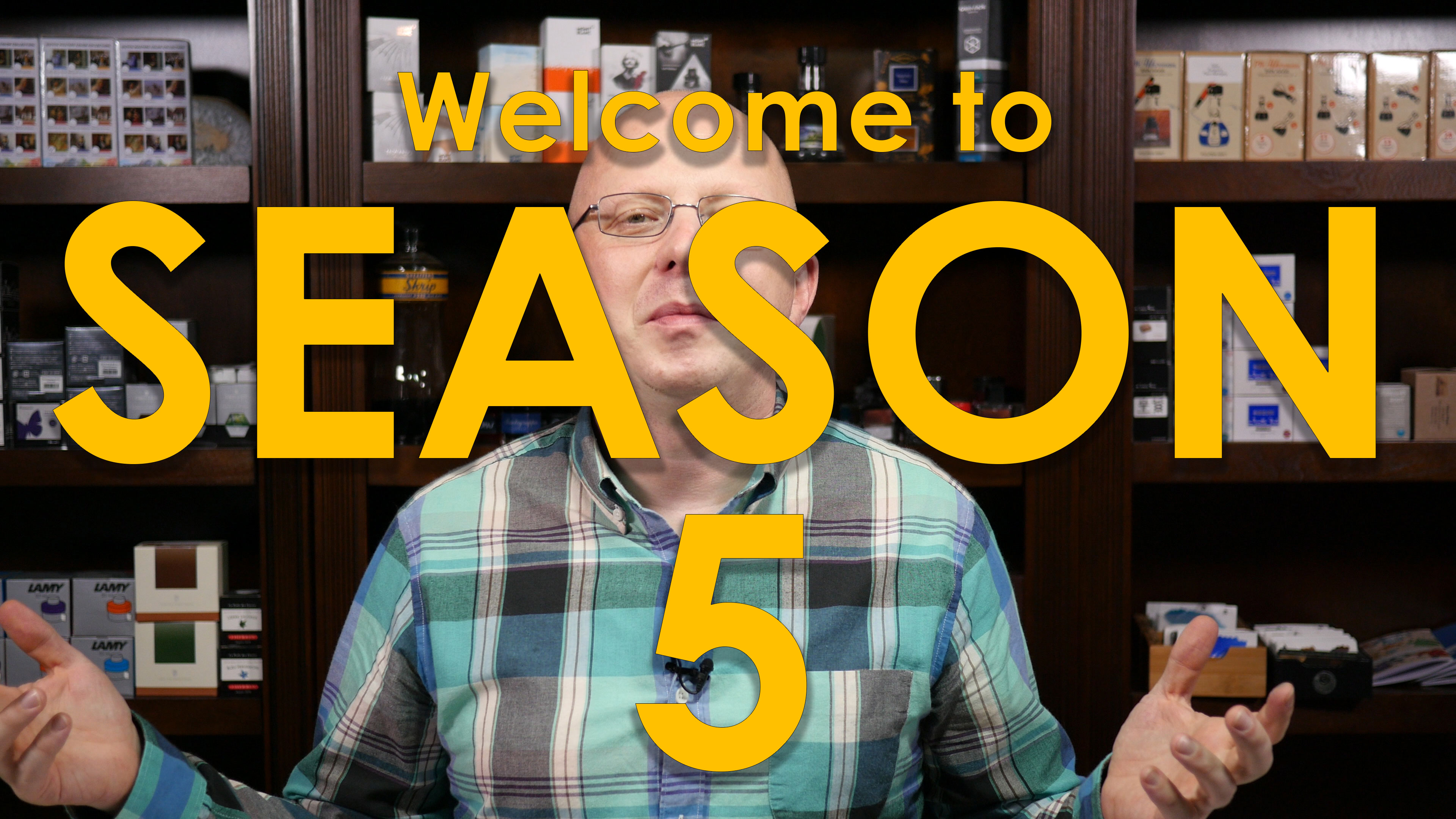 Welcome to Season 5! Plus a Mailbag!