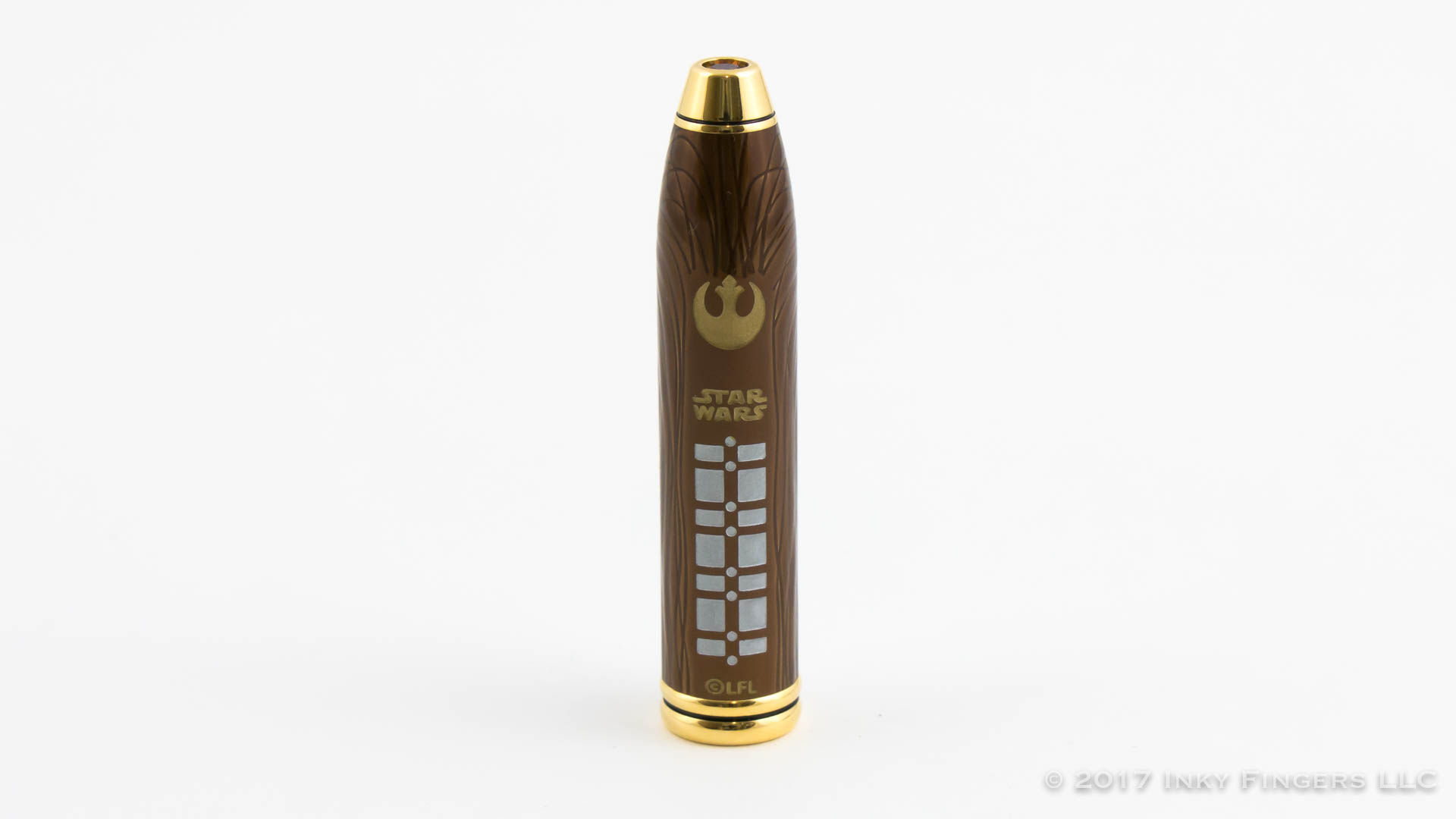 "Cross Star Wars Townsend ""Chewbacca"" | Fountain Pen Review"